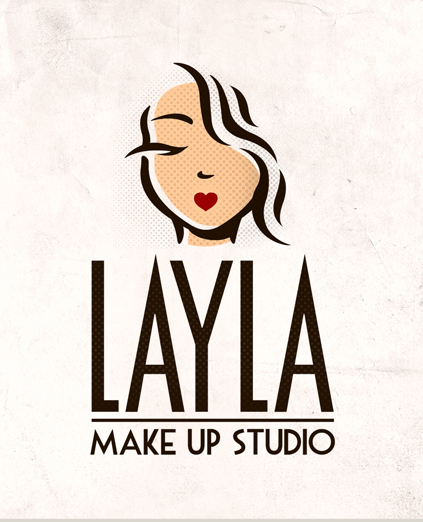 LAYLA MAKE UO STUDIO – LOGO
