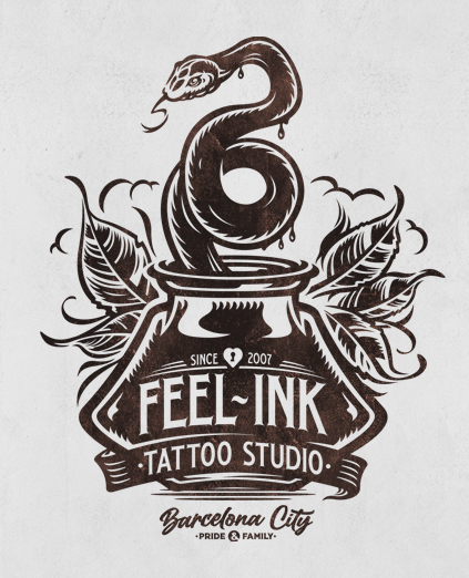 FEEL INK TATTOO STUDIO